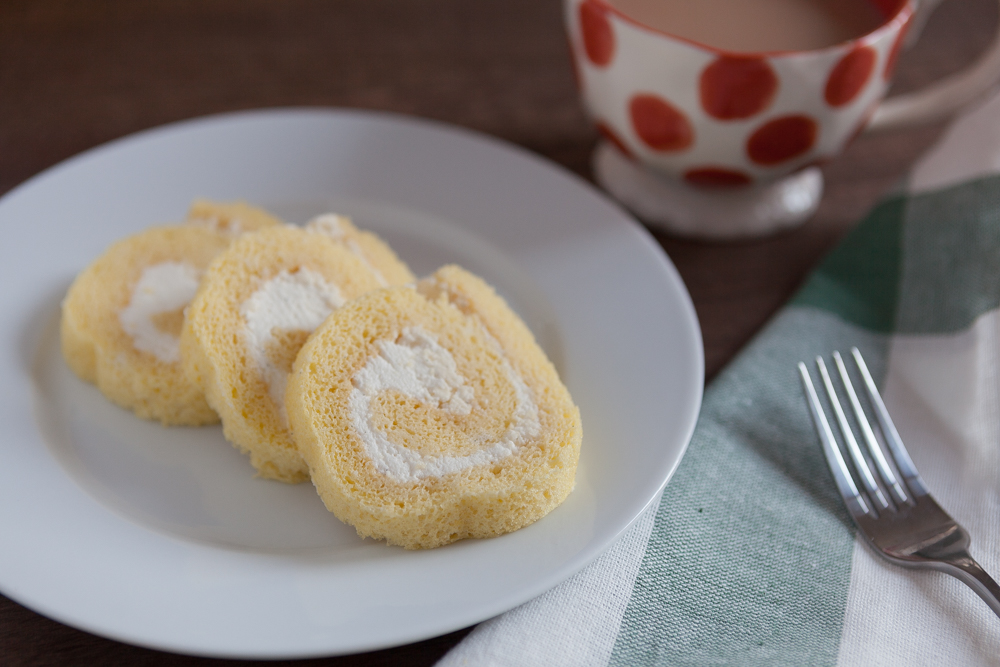 Roll Cake: the perfect easy dessert